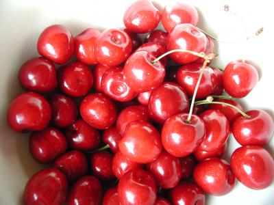 Download free fruit food cherry image