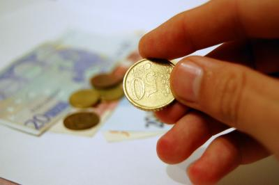 Download free euro money coin image