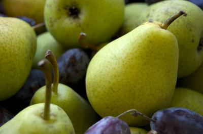 Download free fruit green pear image
