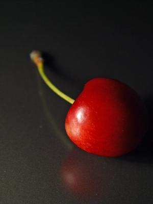 Download free red cherry image