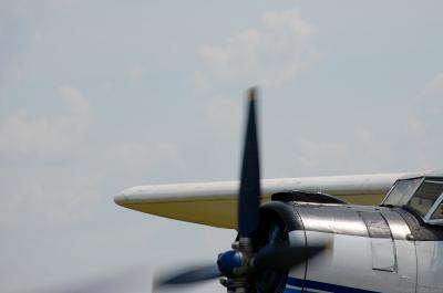 Download free plane propeller wing image