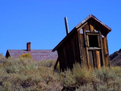 Download free wood hut house image