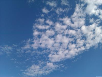Download free blue sky cloud image